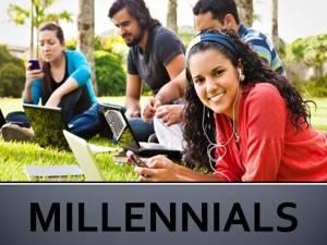 Millennials o Generacion Y